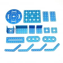 Ресурсный набор Bracket Robot Pack-Blue