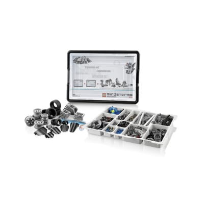 45560 Конструктор LEGO Education Mindstorms EV3 Расширенный набор 45560