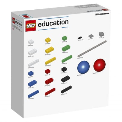 45811 Комплект Lego Education WRO Brick Set
